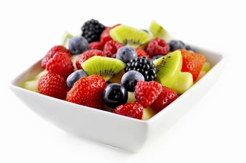Gezond tussendoortje- fruit