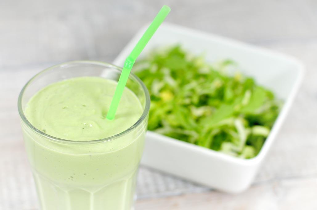 Gezond tussendoortje- smoothie