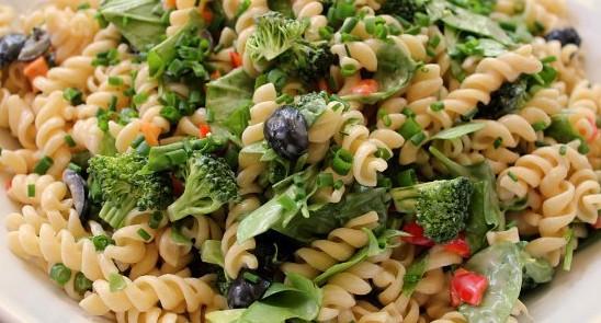 Groentes - macaroni