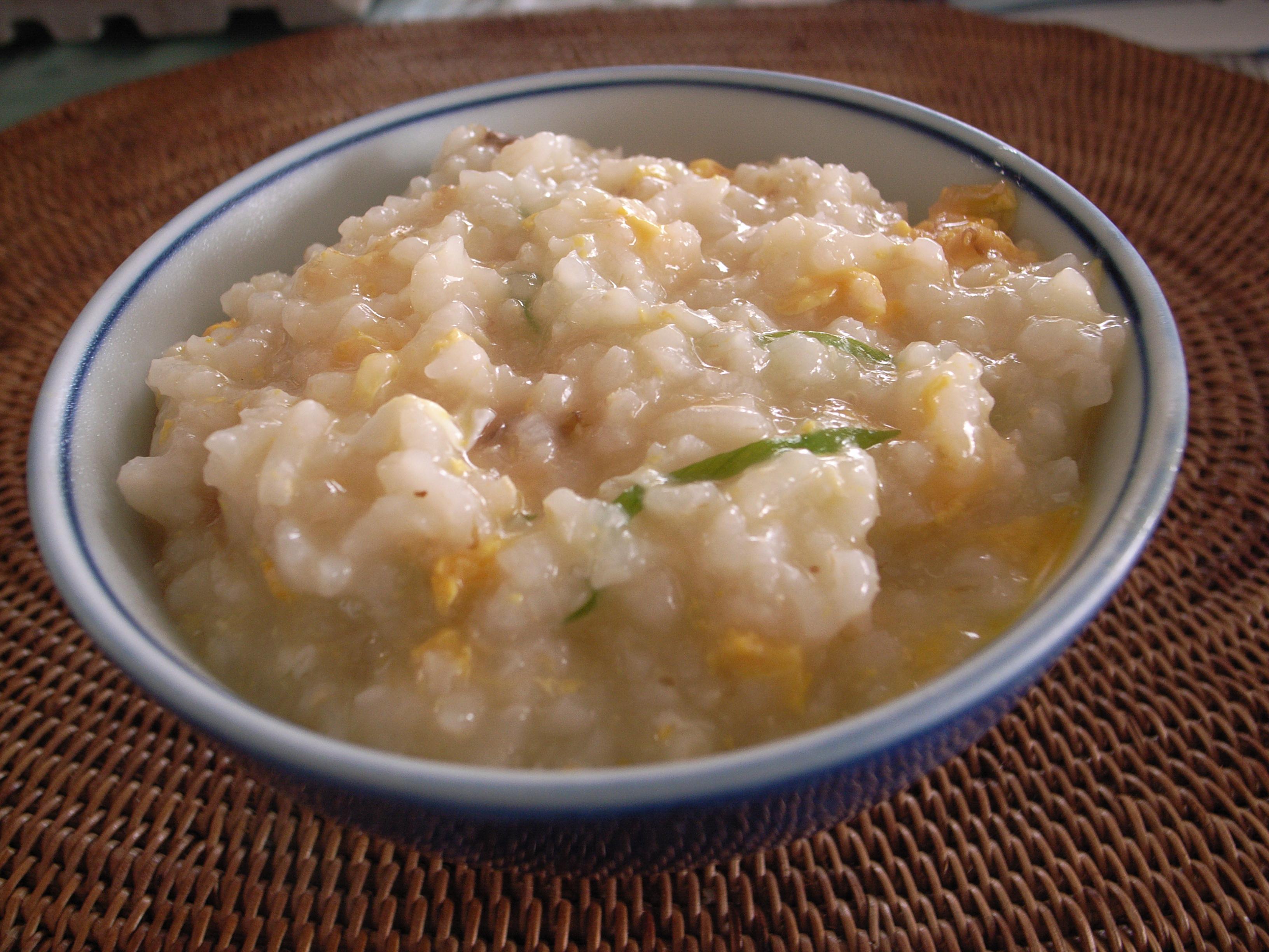 restjes rijst verwerken - rijstepap