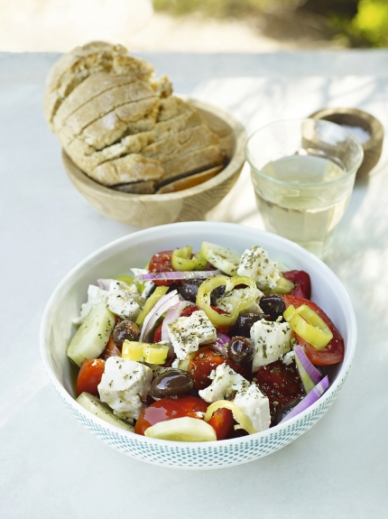 Horiatiki salade