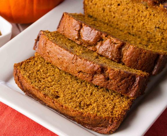 Pompoenbrood recept om zelf brood te bakken