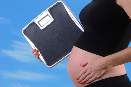 Afvallen tijdens de zwangerschap