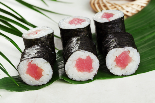 Hosomaki zelf sushi maken