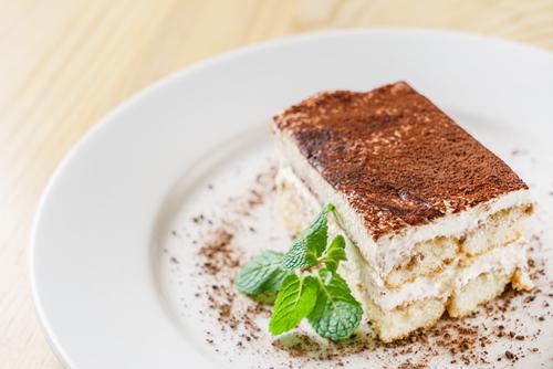Heerlijke desserts: tiramisu