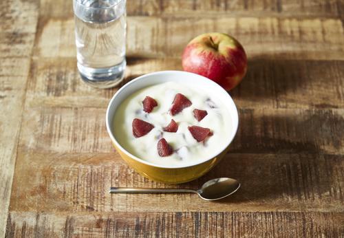 Heerlijke desserts: stoofperen pudding