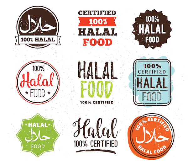 Halal vlees