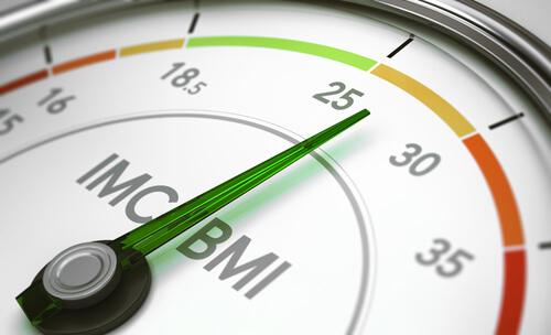 BMI berekenen tijdens de overgang