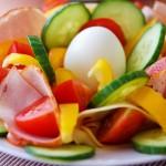 Vers bereide maaltijd