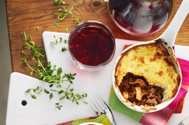 Recept voor griekse pastitsio meer weten over eten for Australian fusion cuisine