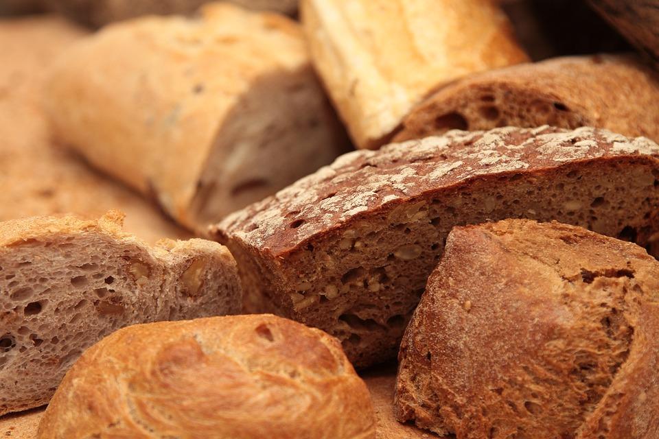 Wit brood gezond