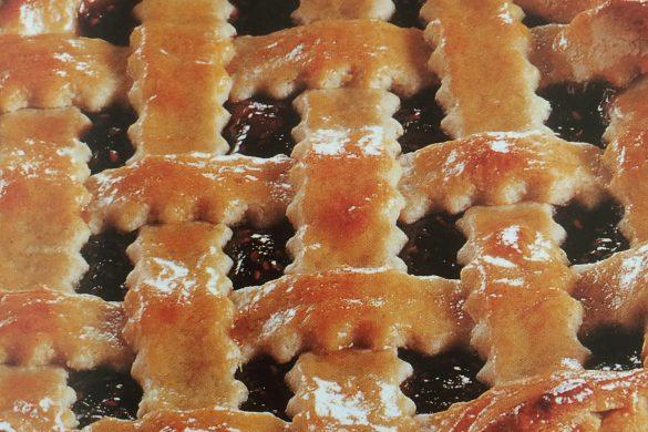 Heerlijke appeltaart volgens grootmoeders recept