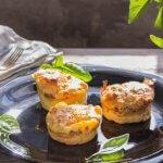Aardappelmuffins of aardappeltorentjes