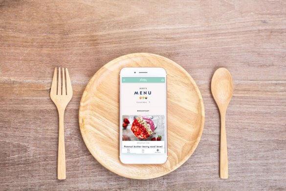 gezond eten apps