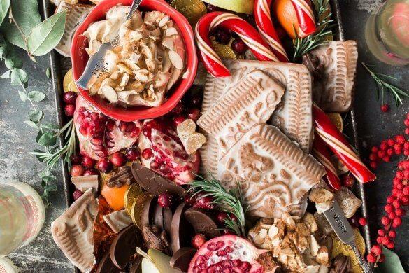 Culinair kerstpakket