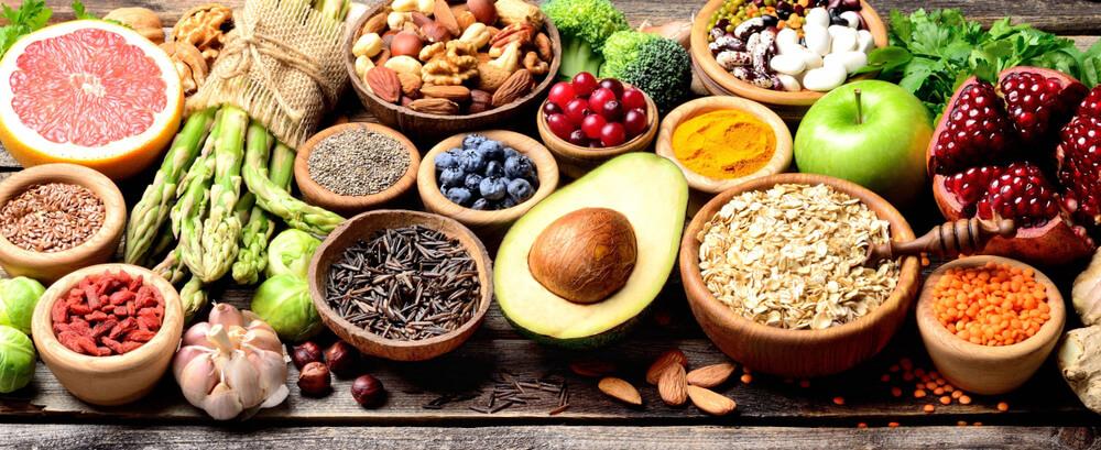 Groenten en fruit gezond suikervrij eten
