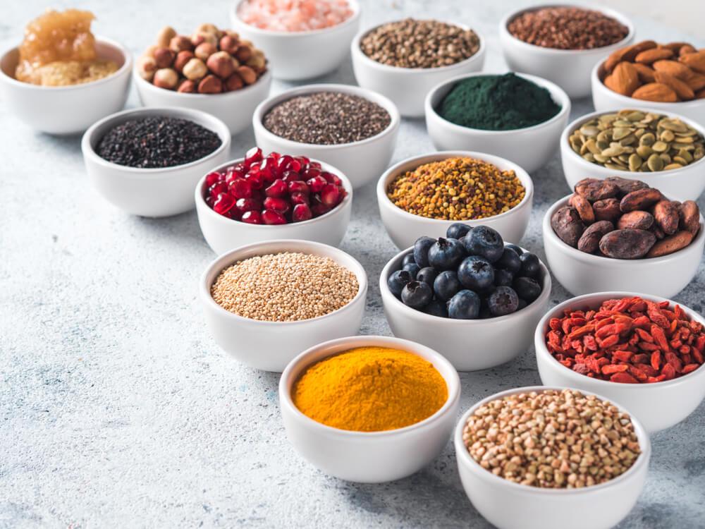 Superfoods zijn minder gezond dan je denkt