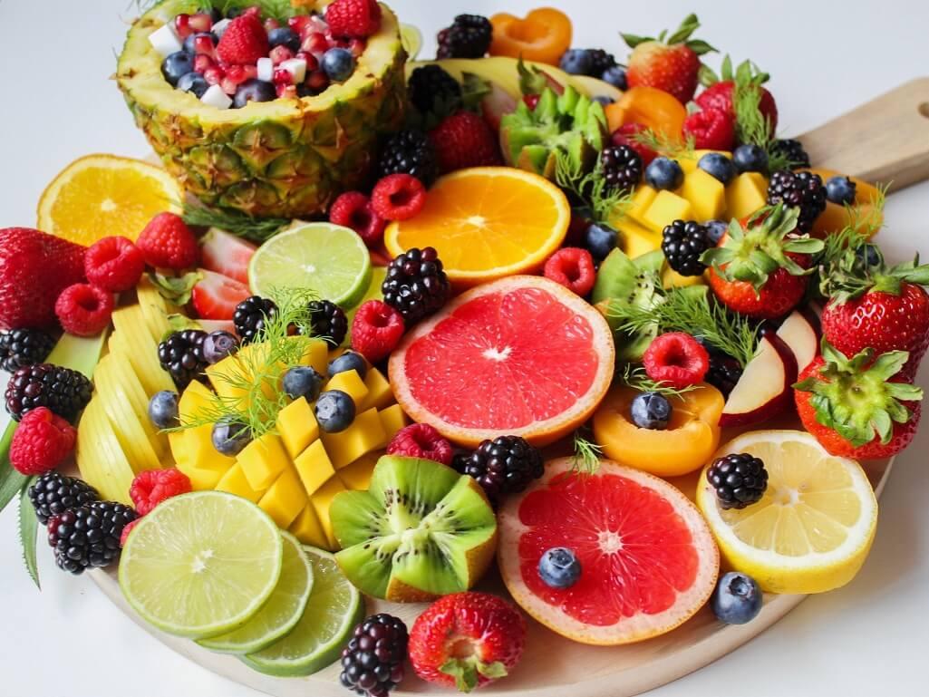 Meer groente en fruit