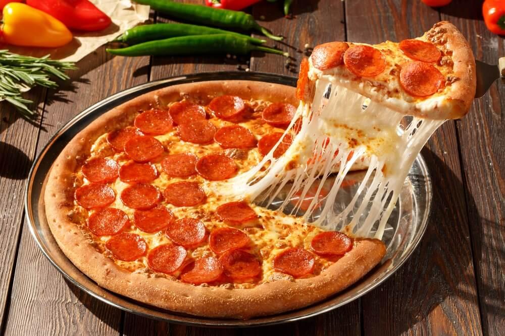 Van welke pizza droom jij