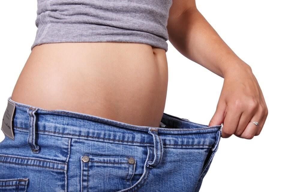 De drie fasen van gezond afvallen