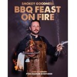 6. Smokey Goodness BBQ Feast on Fire