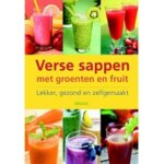 10. Verse sappen met groenten en fruit